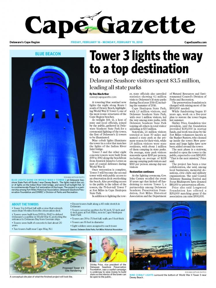 News | The Delaware Seashore Preservation Foundation